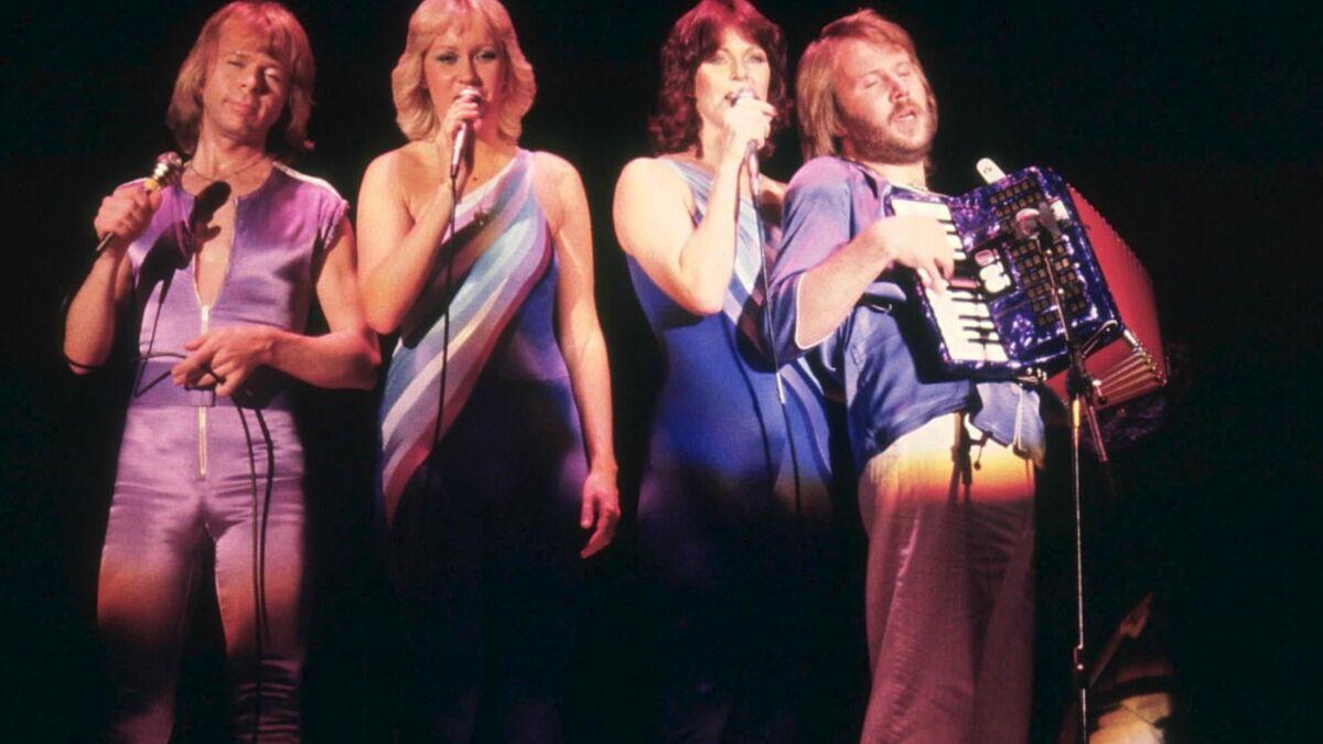 ABBA Gar nicht nervös   MusikGuru